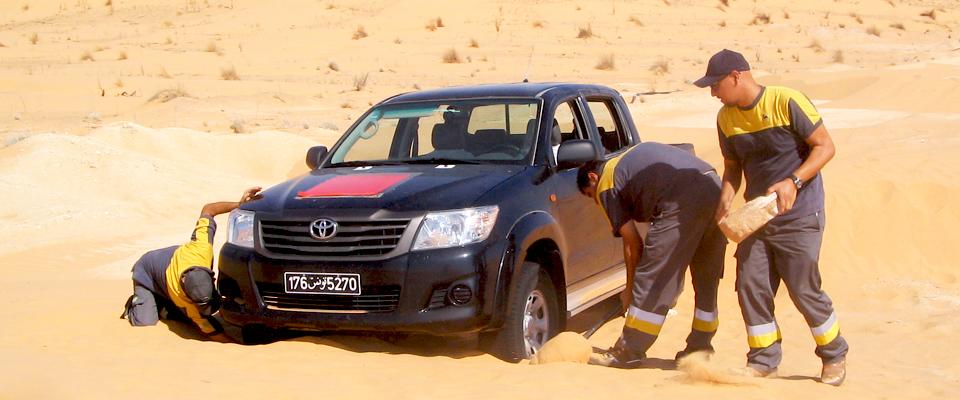 Defensive driving center Tunisia