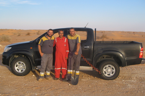 Defensive Driving Training center - Tunisia