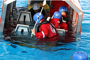 offshore-survival-training in Tunisia