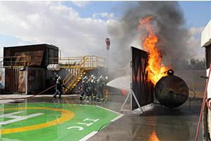 fire-fighting-training Tunisia