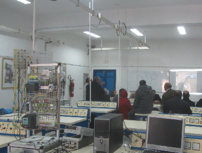 electrical training center - center
